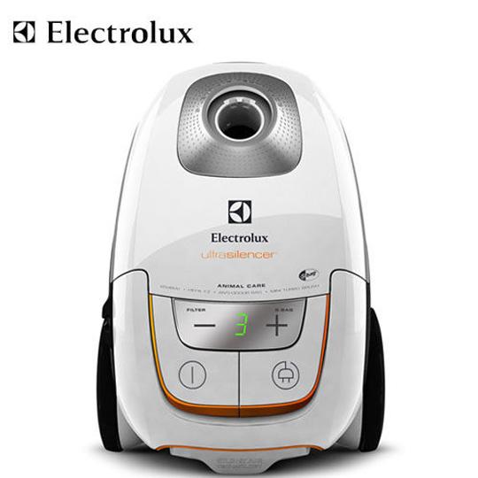 買就送好禮2樣【Electrolux伊萊克斯】超靜音吸塵器ULTRASILENCE ZUS4065PET