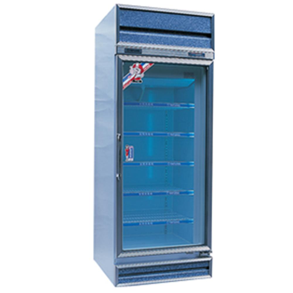 【TATUNG大同】615公升環保冷藏櫃 TRG-2RA