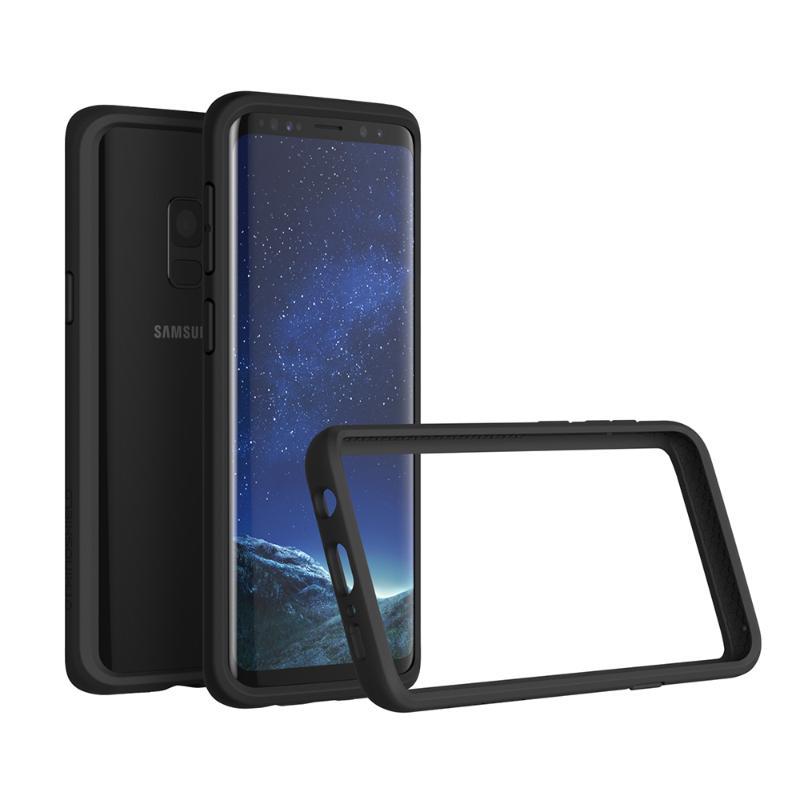 犀牛盾CrashGuard防摔邊框殼 SAMSUNG Galaxy S9 黑