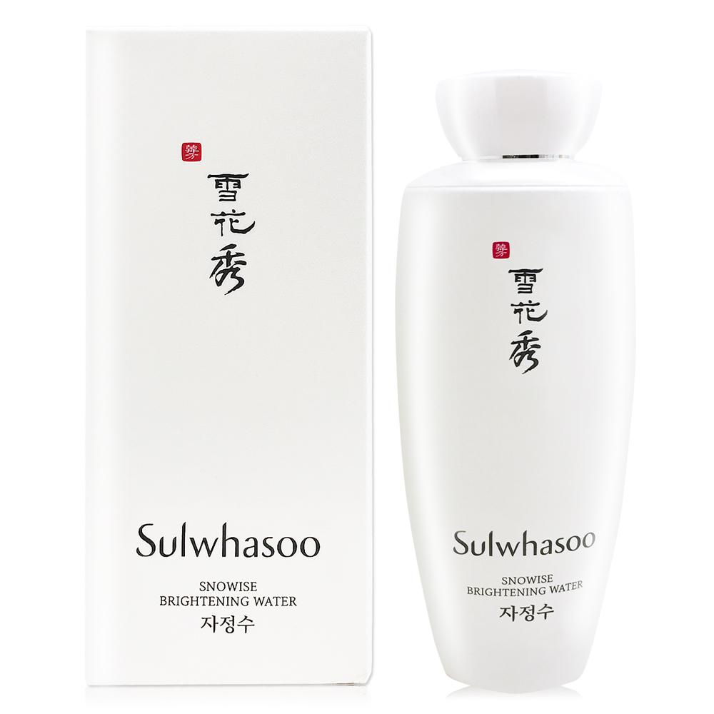 Sulwhasoo 雪花秀 滋晶雪瀅柔膚水(125ml)