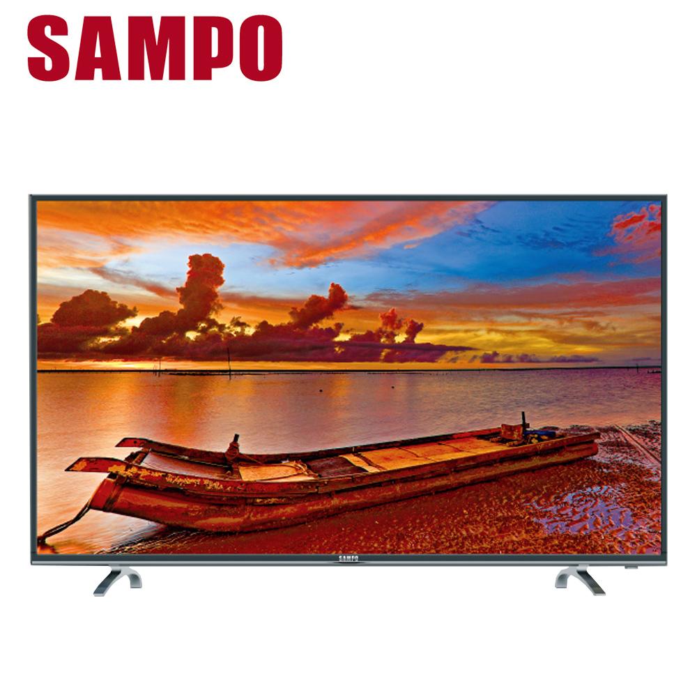 【SAMPO聲寶】43吋LED液晶顯示器 EM-43AT17D (只送不裝)