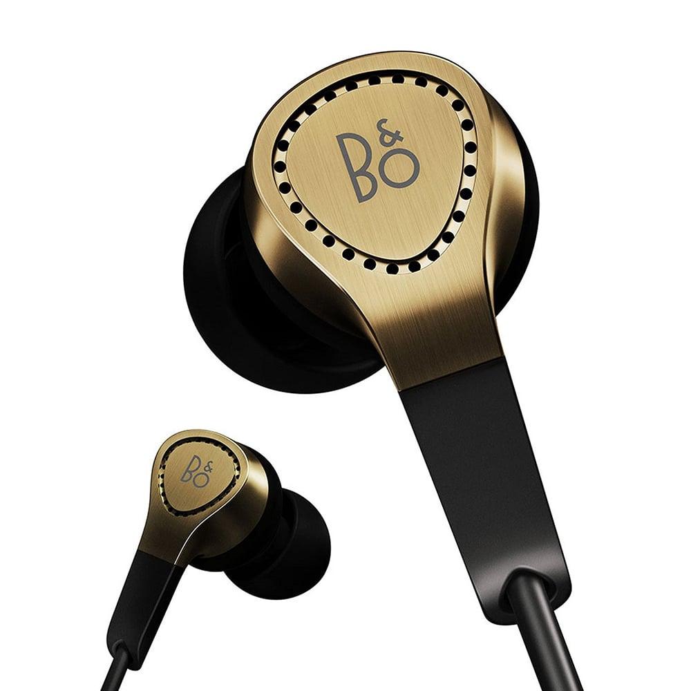 B&O PLAY BeoPlay H3 金色 iOS系統 線控通話 耳道式耳機