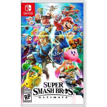 Nintendo Switch 任天堂明星大亂鬥 中文版