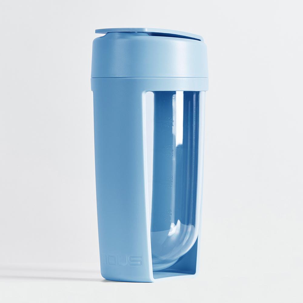 澳洲MOUS Fitness 運動健身搖搖杯-嫣波藍