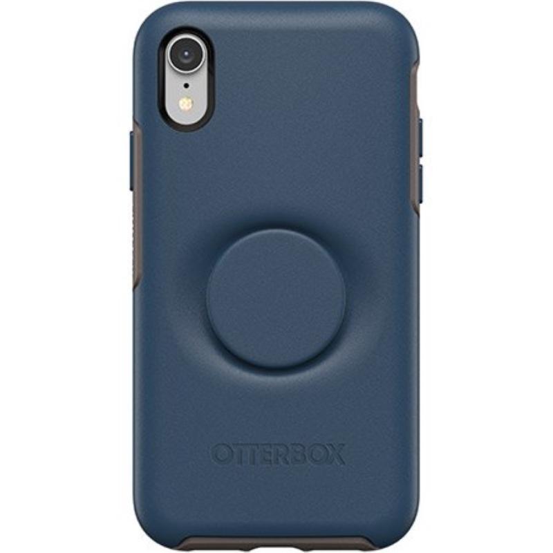 OtterBox 炫彩幾何泡泡騷保護殼iPhone XR 藍