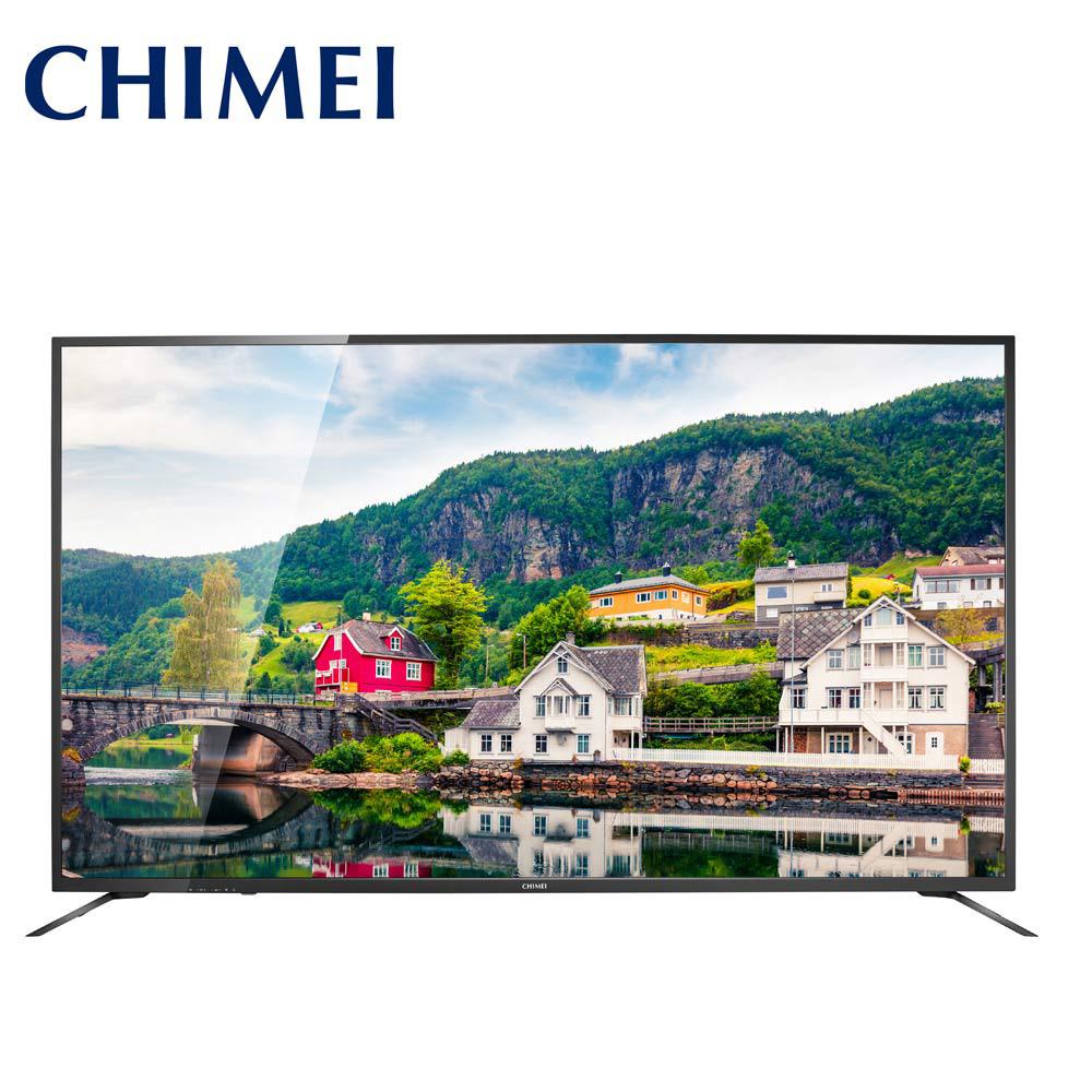 【CHIMEI奇美】 65吋4K聯網HDR液晶顯示器+視訊盒(TL-65M200)送基本安裝