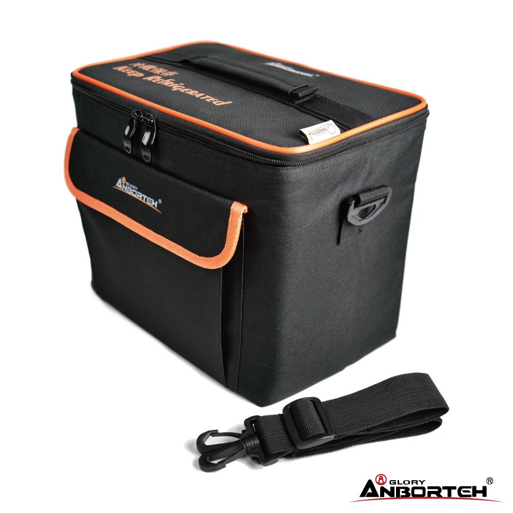 【安伯特】立可收冷藏保溫袋(側背+手提)超厚度保溫內層-便當/生鮮保存