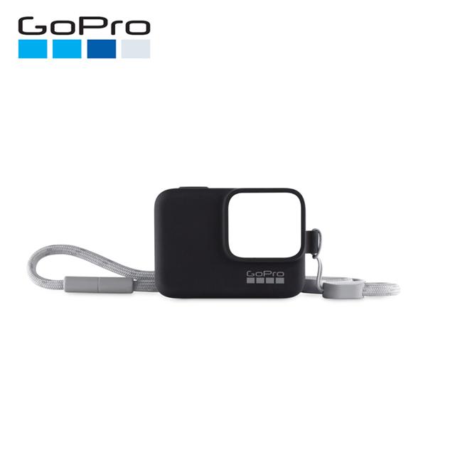 GoPro 矽膠護套 ACSST-001 黑色 公司貨