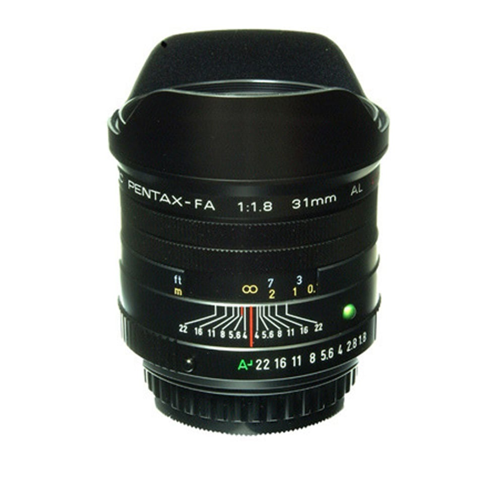 PENTAX SMC FA 31mm F1.8 AL Limited_黑色【公司貨】