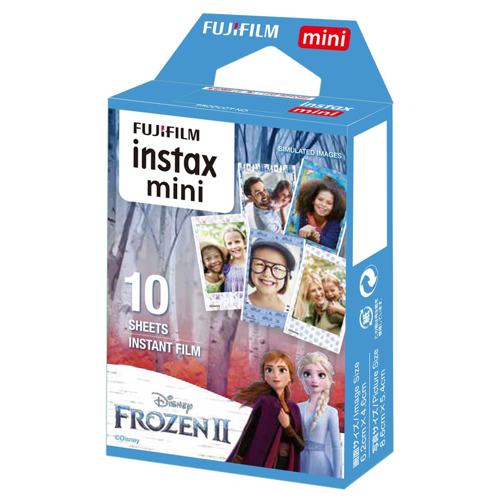 FUJIFILM instax mini 冰雪奇緣2-姊妹款 拍立得底片(2盒裝)