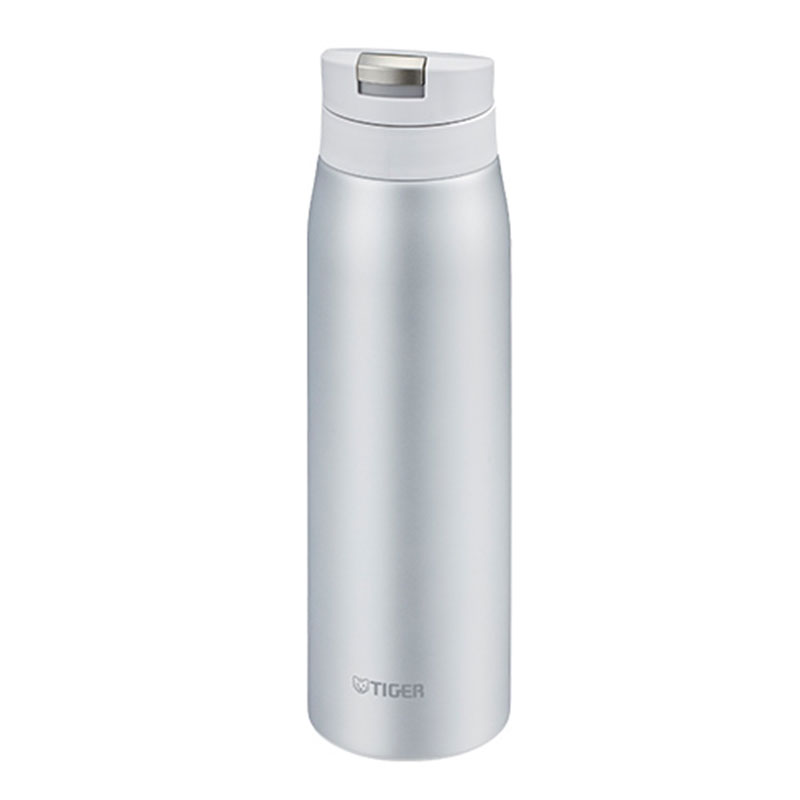 TIGER虎牌 0.6L極輕量真空保溫杯(MCX-A601霧銀)