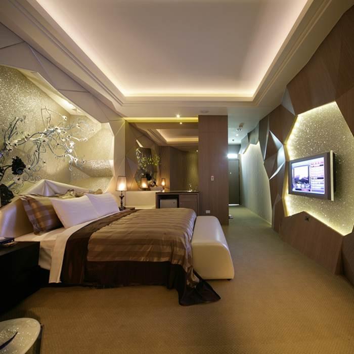 【台中】杜拜風情時尚旅館-SPA尊爵浪漫套房住宿券