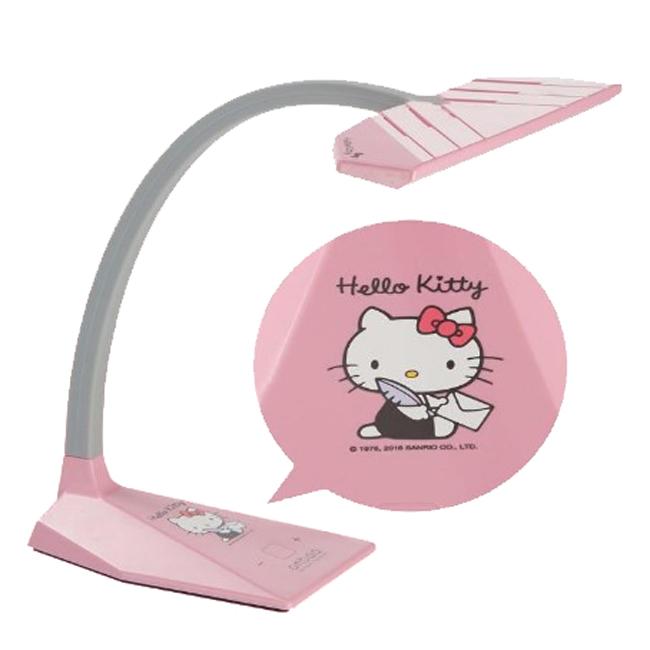 【Anbao安寶】Hello Kitty LED護眼檯燈(粉紅色) AB-7755A