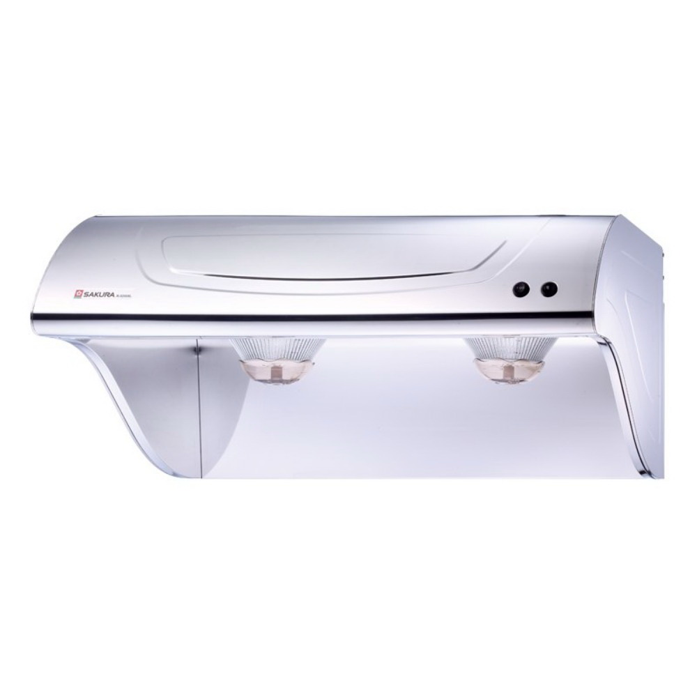 【櫻花 SAKURA】斜背式除油煙機 90cm R3250XL (全台標準安裝,安裝費由現場安裝人員收取)