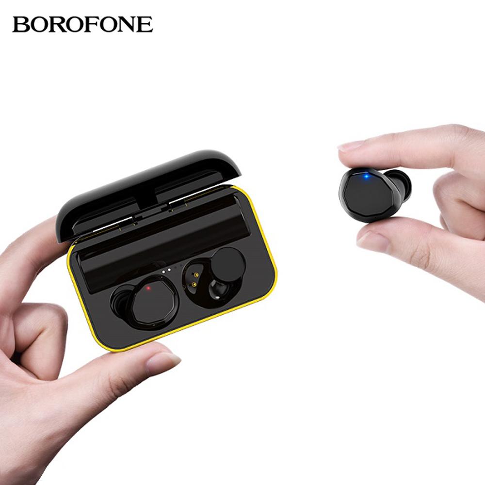 BOROFONE T8 藍鑽 真無線TWS 5.0藍牙耳機(翻譯耳機)