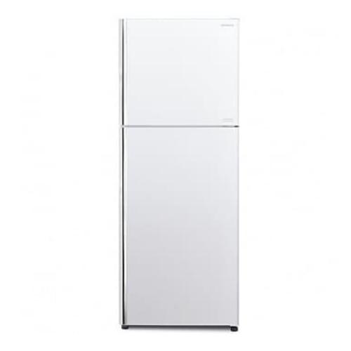含基本安裝【HITACHI日立】403L 變頻2門電冰箱 RV409/RV409PWH 典雅白
