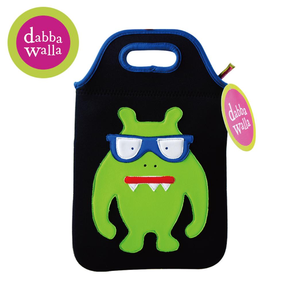 美國Dabbawalla瓦拉包 -怪獸兒童平板袋