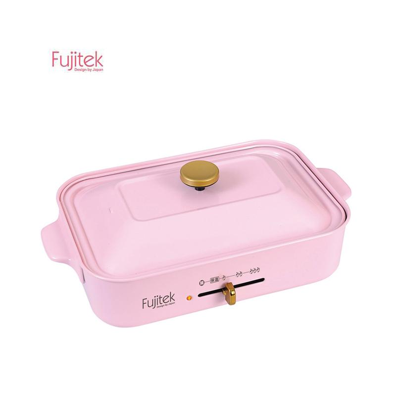 【Fujitek富士電通】日式多功能烹飪電烤盤 FT-LGR01