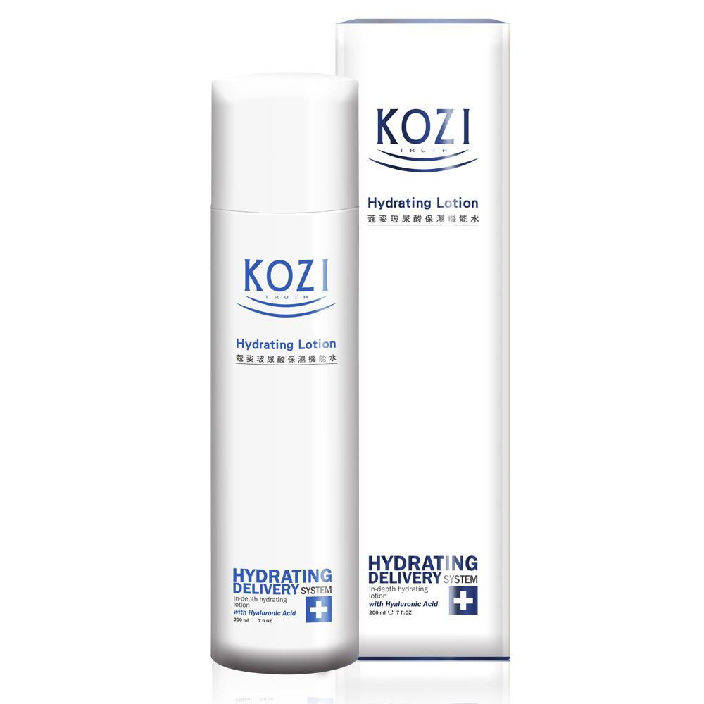 KOZI蔻姿 玻尿酸保濕機能水200ml