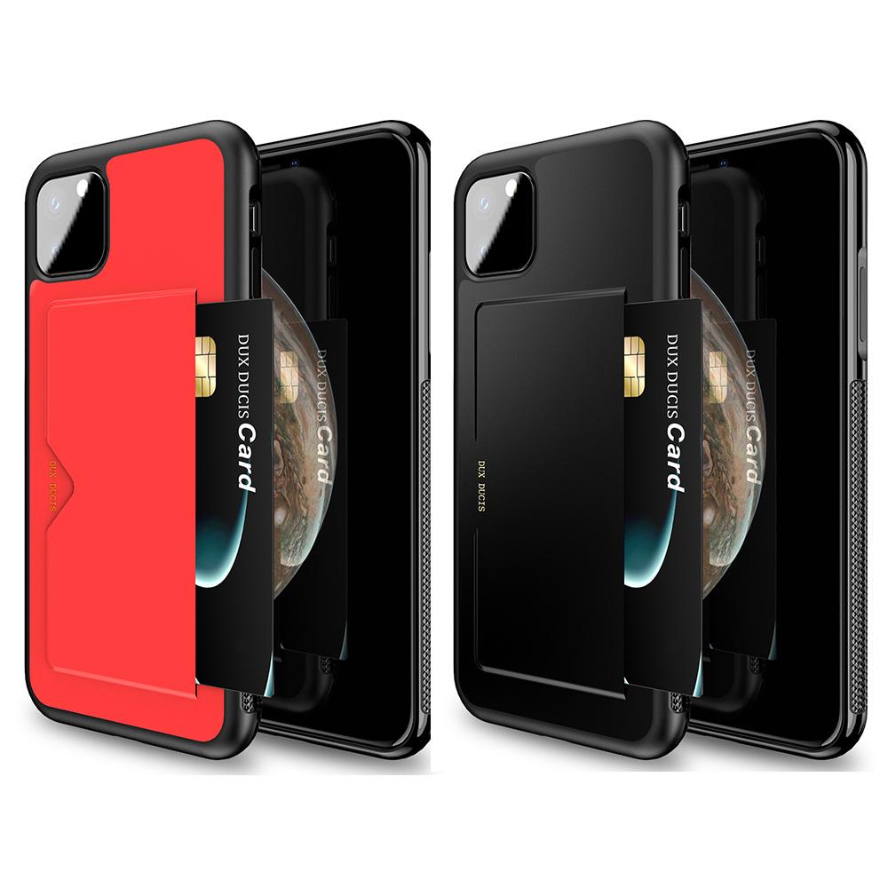 DUX DUCIS Apple iPhone 11 Pro 5.8 POCARD 後卡殼(黑色)
