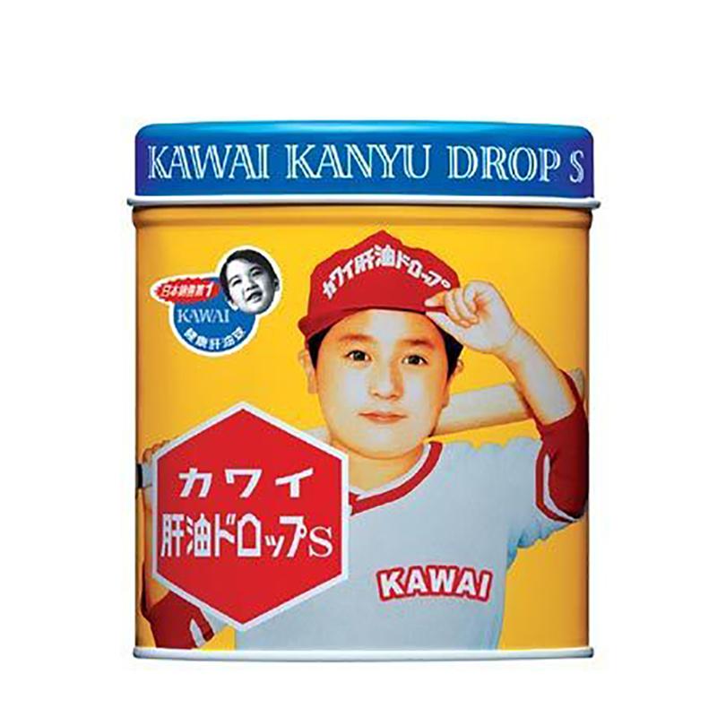 卡歡喜健康肝油球原味 300粒/瓶