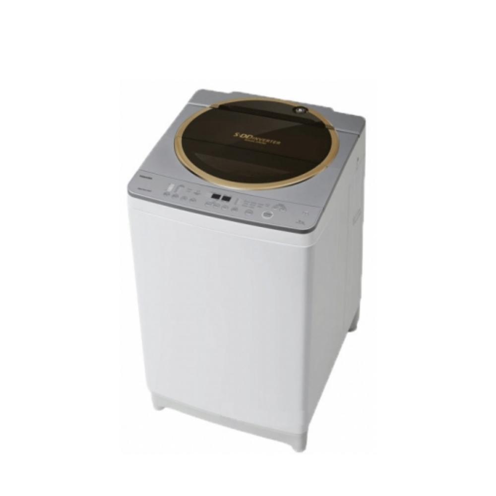 【TOSHIBA東芝】SDD變頻11公斤洗衣機 金鑽銀 AW-DME1100GG