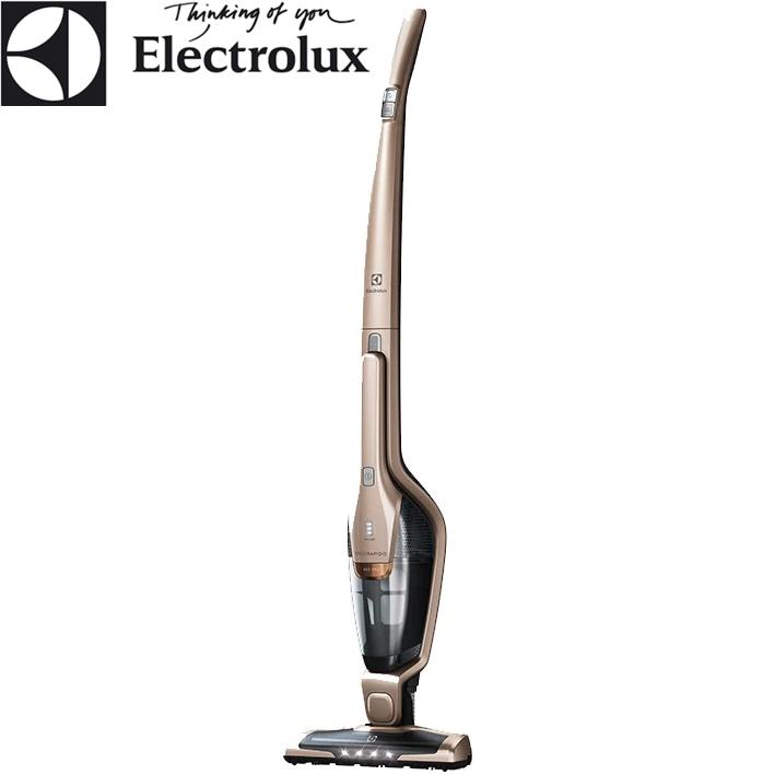 館長推薦【Electrolux伊萊克斯】超級完美管家直立式吸塵器(HEPA除蹣版) ZB3324B