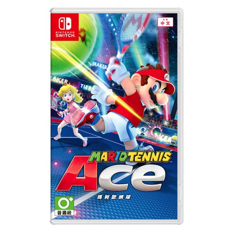 ★點我再折★ Nintendo Switch 瑪利歐網球 王牌高手 Mario Tennis Ace_中文版