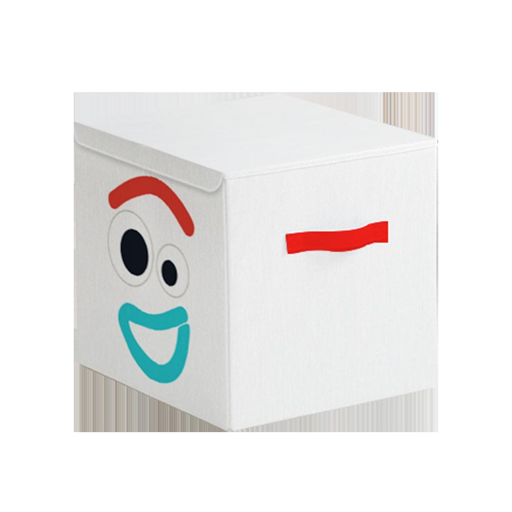 【收納王妃】玩具總動員方形摺疊收納箱-叉奇
