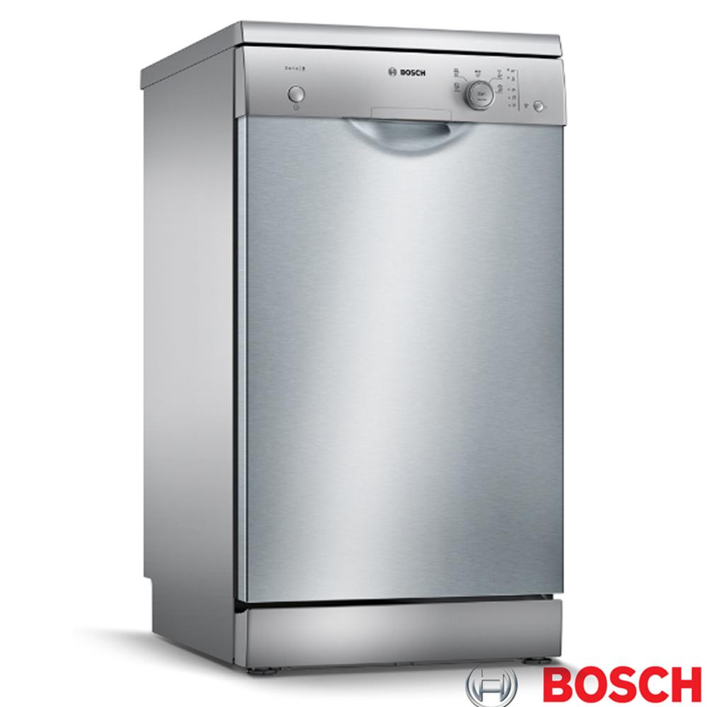 【BOSCH 博世】9人份 獨立式洗碗機 SPS25CI00X (含原廠基本安裝)