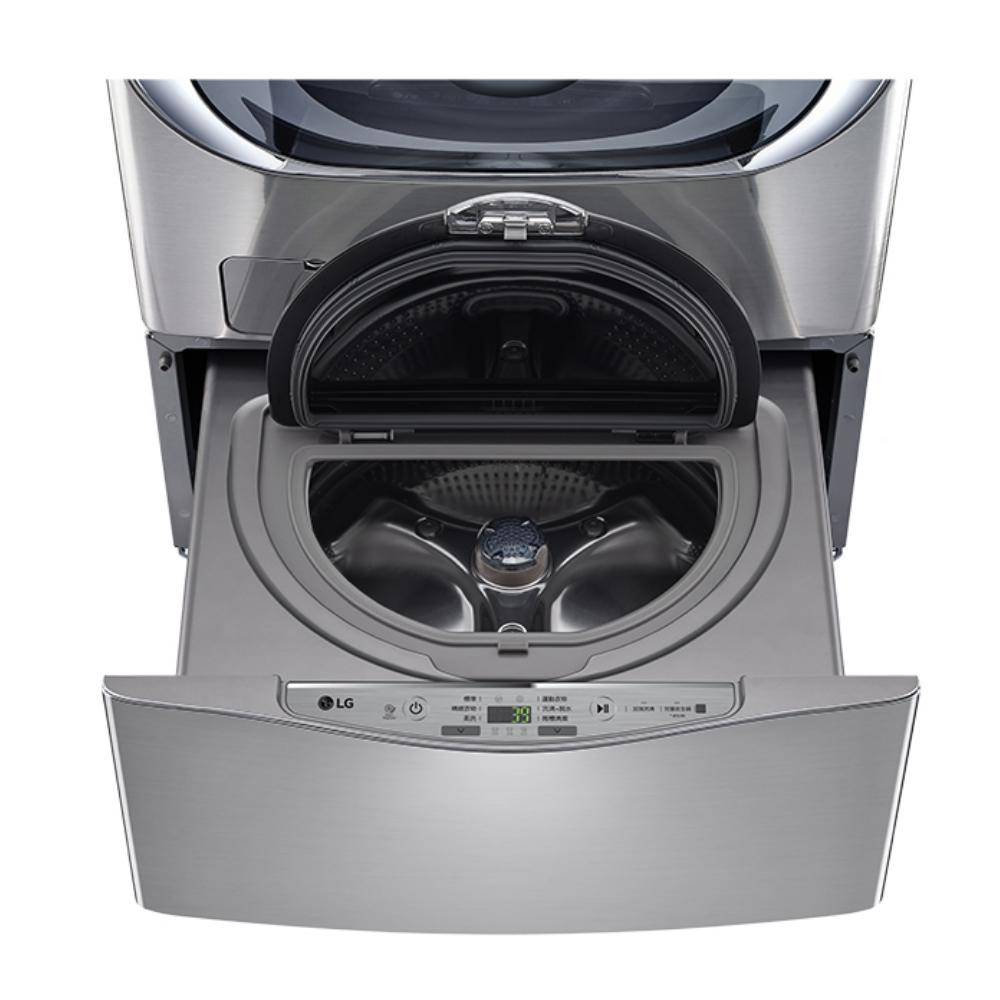 ★LG樂金2.5公斤底座型Miniwash迷你洗衣機(典雅銀) WT-D250HV